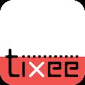 tixee - Smartphone ticket icon