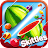 Fruit Ninja vs Skittles logo