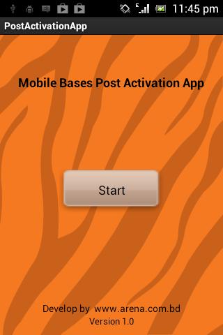 Banglalink SIM Post Activation