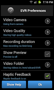 Secret Video Recorder Pro - screenshot thumbnail