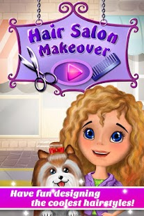 Hair Salon Makeover- screenshot thumbnail