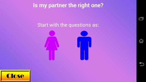 Relationship Test