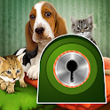Go Locker Theme dog cats icon