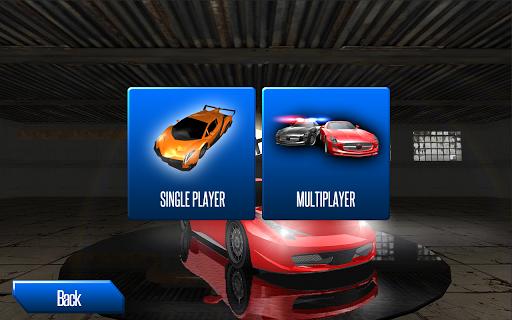 Racers Vs Cops : Multiplayer  screenshots 9