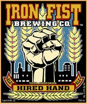 Logo of Iron Fist Hired Hand