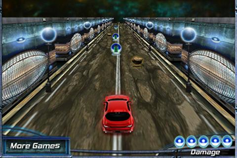 3D Spatial Car Adventure - screenshot
