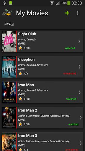 Movie Bud - Movie Library