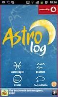 Screenshot of AstroLog