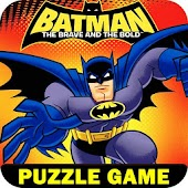 Batman Puzzle Games