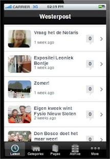 Westerpost - screenshot thumbnail