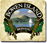 Logo of Bowen Island Blonde Ale