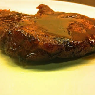 Hoisin Glazed Pork Chops.