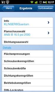 KLINGERexpert®- screenshot thumbnail