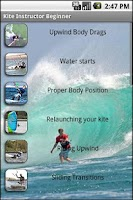 Screenshot of Kitesurf Instructor: Beginner