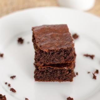 Easy Paleo Brownie.