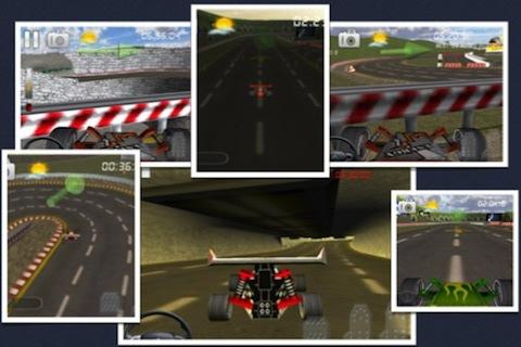 Circuit Racer 3D Racing Game- screenshot