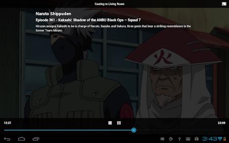 Crunchyroll - Anime and Drama 1.1.6 screenshot 82014