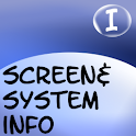 Screen and System Info logo