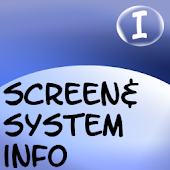 Screen and System Info