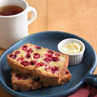 Cranberry Bread.