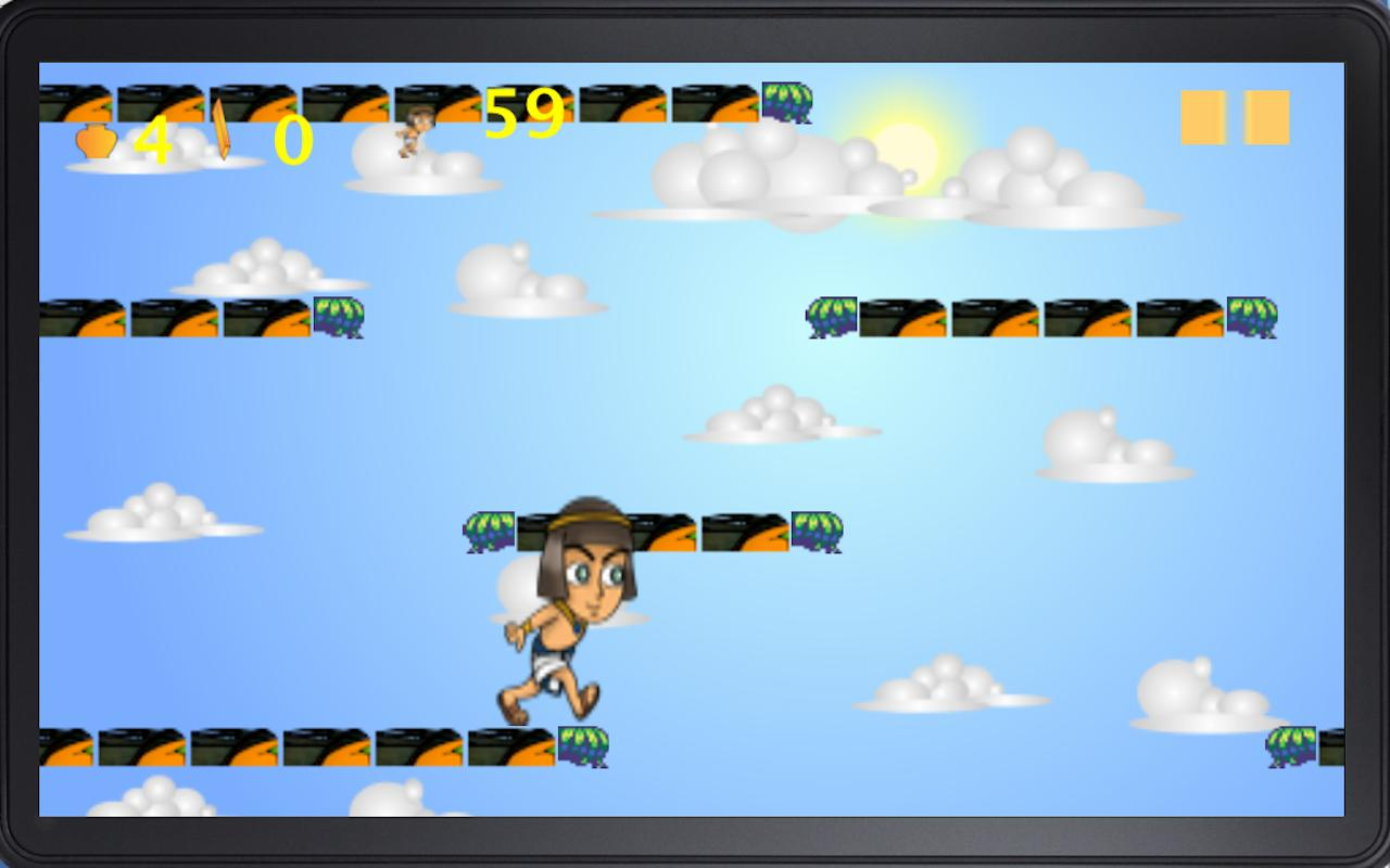 Platform Runner - screenshot