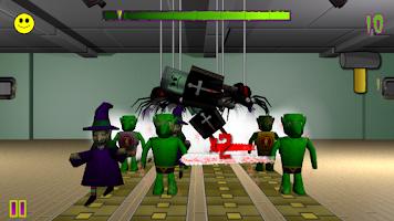 Screenshot of Hordz Face Defense 3D