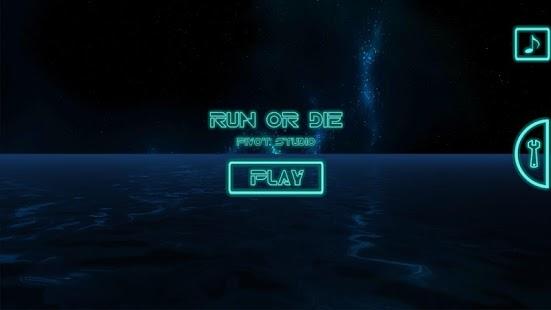 Run of TRON 3D