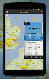 Flightradar24 - Flight Tracker Screenshot 21
