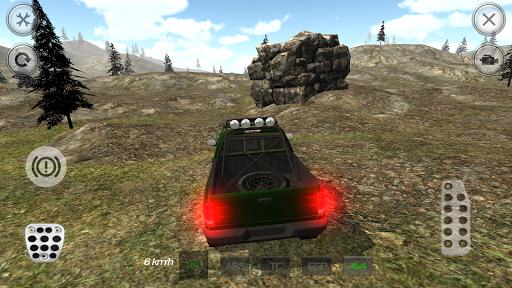 Hill Racer 4x4