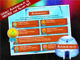 Screenshot of Ice Math Ninja
