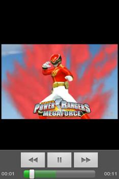 POWER RANGERS CARD SCANNER
