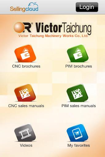OR-Victor CNC APP