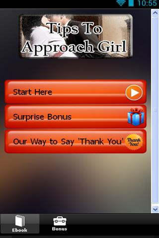 Tips To Approach Girl