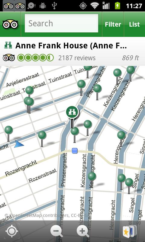 Amsterdam City Guide screenshot #2