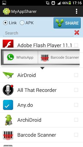 軟體分享器 MyAppSharer