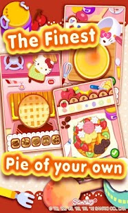 Hello Kitty's Pie Shop - screenshot thumbnail
