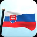 斯洛伐克旗3D免费动态壁纸 icon