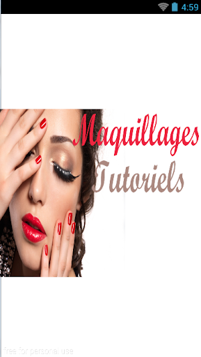 Maquillages Tutoriels
