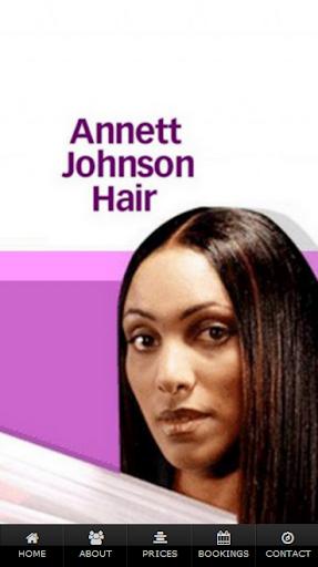 Annett Johnson Hair