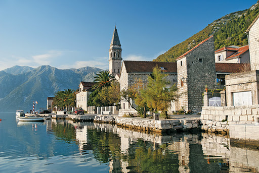 Kotor-Montenegro-Windstar-Venetian-Passageways - Uncover the beauty of Kotor, Montenegro, as well as Venice, Hvar, Croatia, Greece and other Mediterranean ports of call aboard Windstar Cruises' Star Pride.