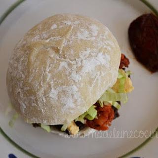 Pambazo Veracruzano/ Veracruz-style Bread