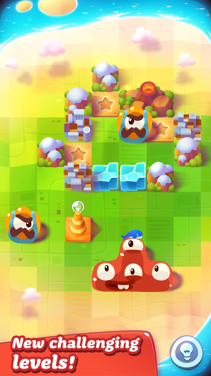 Pudding Monsters screenshot #3