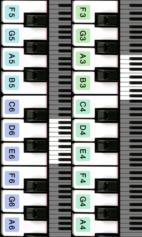 Piano For You Full - screenshot