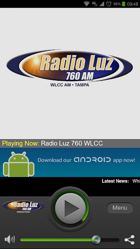 【免費音樂App】Radio Luz 760 WLCC-APP點子