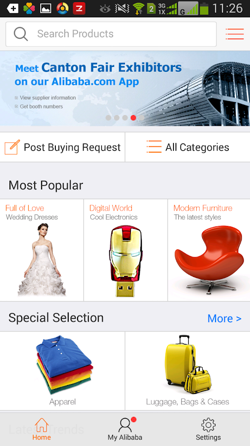 Alibaba.com - screenshot