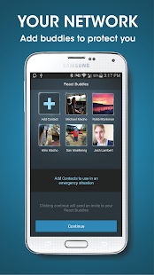 React Mobile – Safety App - screenshot thumbnail