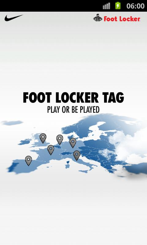 FOOT LOCKER TAG - screenshot