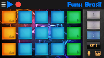 Screenshot of Funk Brasil