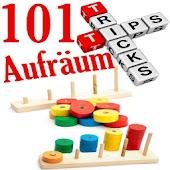 Aufräumen 101 Tipps & Tricks