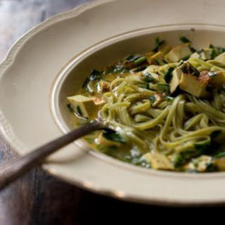 Slurp-tastic Herb Noodles